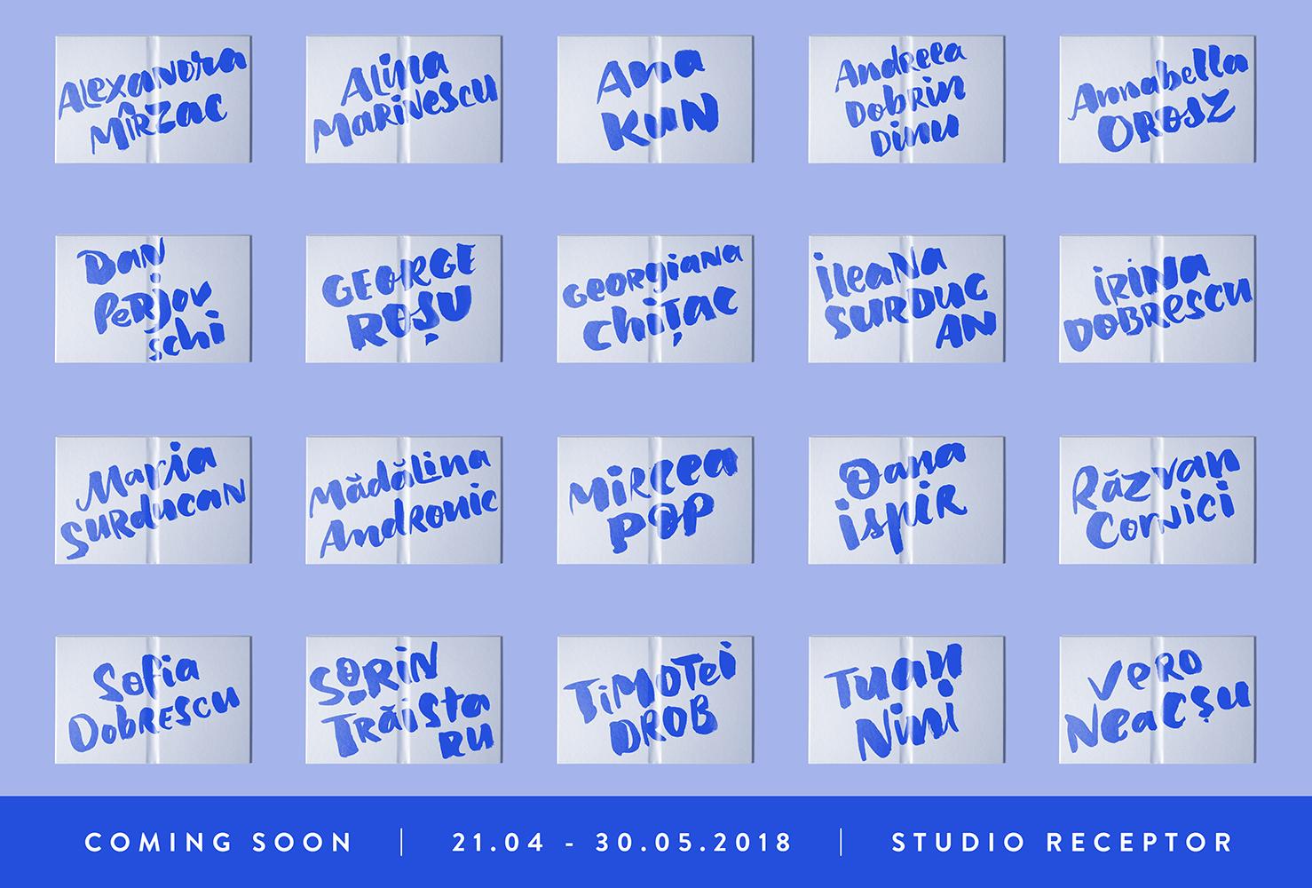 Coming soon (21.04 – 30.05.2018)
